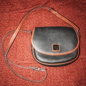 small dooney and bourke crossbody